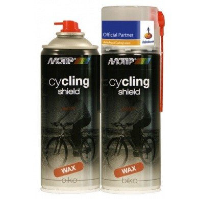 MOTIP Cycling Shield in 400ml Aerosol