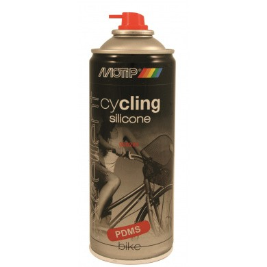 MOTIP Cycling Silicone Spray in 400ml Aerosol