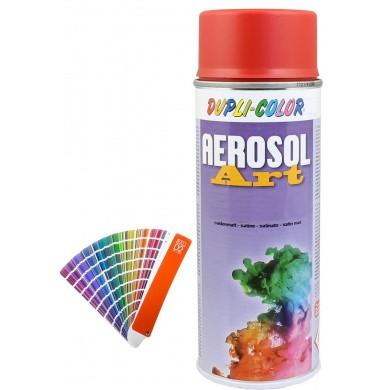 MoTip / Dupli Aerosol-Art - RAL-kleur in spuitbus Zijdeglans 400ml