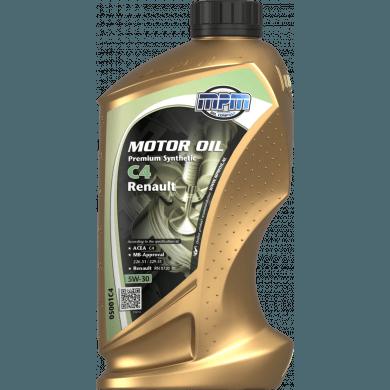 MPM Motorolie 5w30 Premium Synthetic C4 RENAULT - 1 liter
