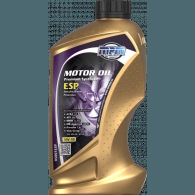 MPM Motorolie 5w30 Premium Synthetic ESP - 1 liter
