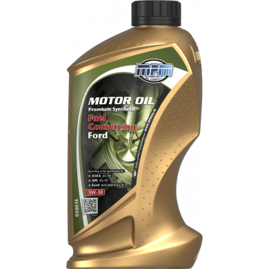 MPM Motorolie 5w30 Premium Synthetic FUEL CONSERVING FORD - 1 liter