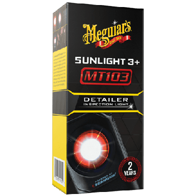 Meguiar's Sunlight 3+ Detailer Inspection Light - Inspectielamp