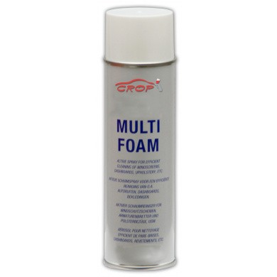 Multi Foam Cleaner All Purpose schuimspray in 500ml spuitbus