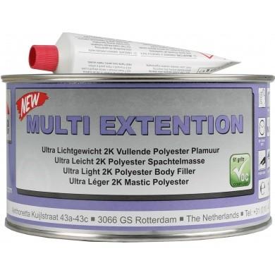 Multi-Extention 2K Lichtgewicht Polyester Plamuur - Blik