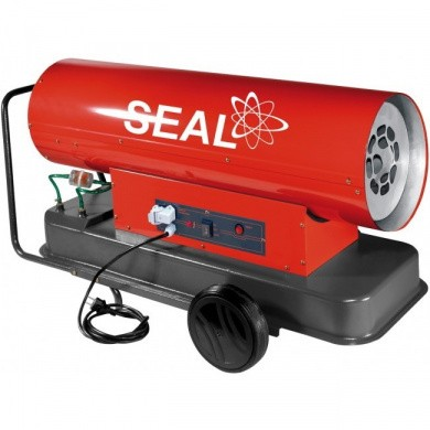 SEAL MIZAR 30PX Mobile Direct Diesel Fired Heater 30 kW