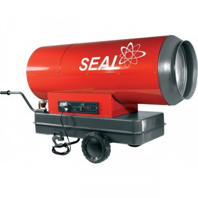 SEAL MIZAR 105PX Mobile Direct Diesel Fired Heater 105 kW