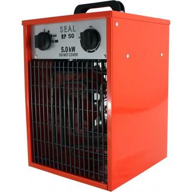 MUNTERS RP50 SEAL draagbare elektrische verwarming 5kW