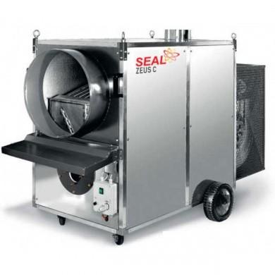 MUNTERS ZEUS 130C SEAL Mobile Indirect Diesel Space Heater 134,2kW