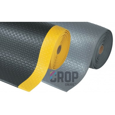 NOTRAX Bubble Sof-Tred 417 Industrial Anti-Fatigue Mats with Dyna-Shield