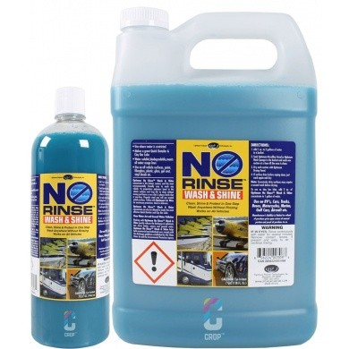 Optimum No Rinse Wash & Shine - Waterless Wash