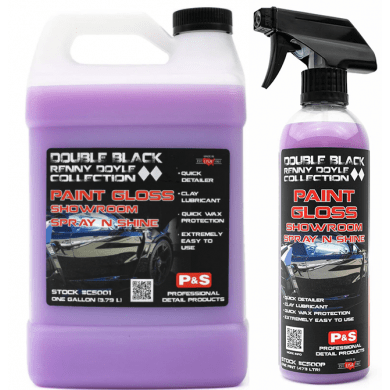 The Rag Company - P&S Paint Gloss Showroom Spray Detailer