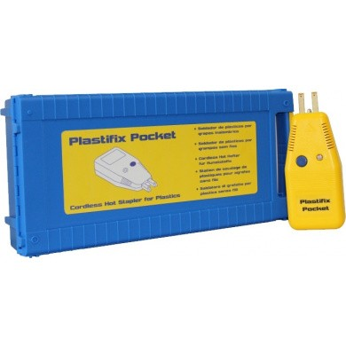 Plastifix Pocket - Plastic Hot Stapling Kit