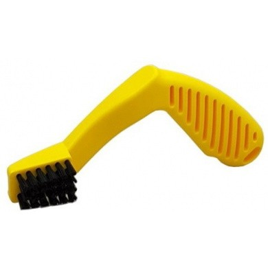 ANGELWAX Padcleaner, Foam Pad Conditioning Brush