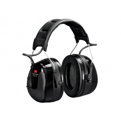 Casque de protection auditive avec radio AM/FM  - PELTOR WorkTunes de 3M