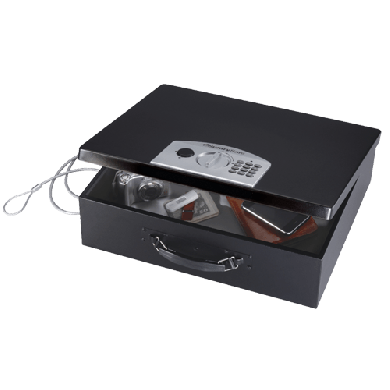 First Alert Digital Anti-Theft Safe with Top Opening