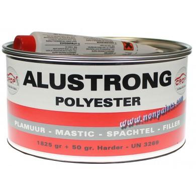 Alustrong 2K Polyester Plamuur + Verharder