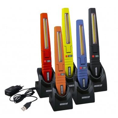 Powerhand Arbeitslampe Micro-USB Aufladbar Werkstattlampe mehrere Auswahl
