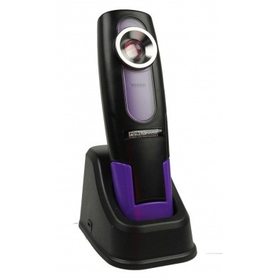 POWERHAND oplaadbare UV Blacklight LED Werklamp met bureau- & USB lader