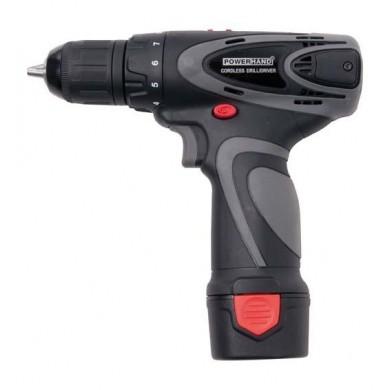 POWERHAND 10,8V Cordless Li-Ion 2 Speed Mini Drill/Driver M26702138