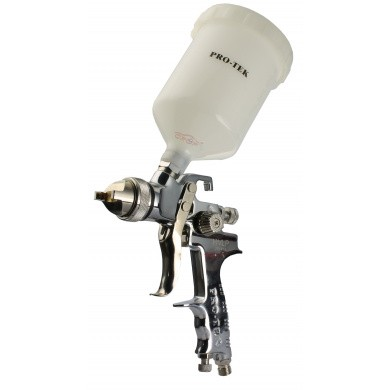 PRO-TEK 2650 HVLP Top Cup Paint Spray Gun