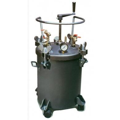 PRO-TEK 7540M Verrijdbaar Drukvat 20 liter