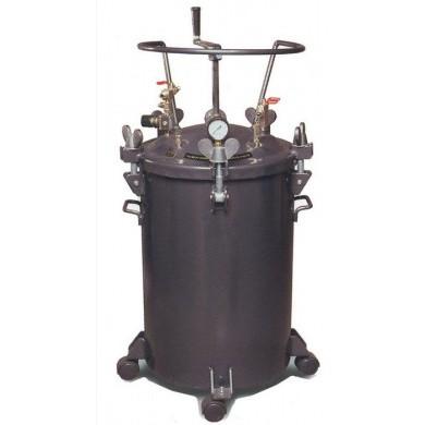 PRO-TEK 7550M Verrijdbaar Drukvat 40 liter