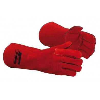 TELWIN MMA Welding Gloves - Ox-Split Leather
