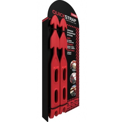 QuickLoader Strap QS110 Snelbinders Twin Pack