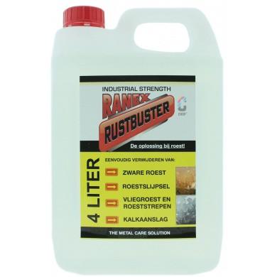 RANEX Rustbuster - Roestverwijderaar 4 liter