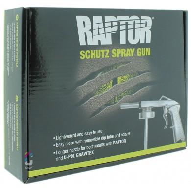 Raptor Liner Spuitpistool - Standaard Textuur Ruw