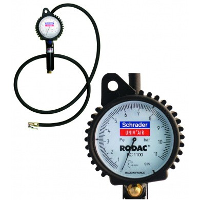 RODAC RC1100 Calibrated Tire Pump - CEE