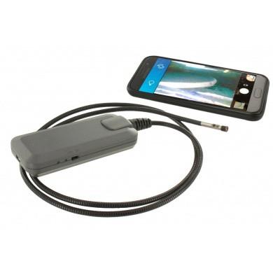RODAC R-VID135 WiFi Videoscoop met 2 camera's en 4,9mm sonde