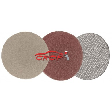RODAC RASP50 Sanding Discs without Holes - 50mm,  10 pieces