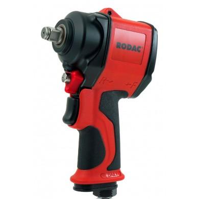 "RODAC RC2751 Slagmoersleutel 1/2"" Stubby Twin Hammer"