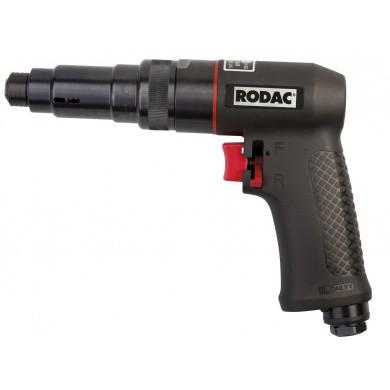 RODAC RC3418 Screwdriver 1800 RPM with Adjustable Torque from 2.2 to 5.6Nm