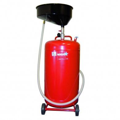 RODAC RQN1053 Olie opvangbak 65 liter