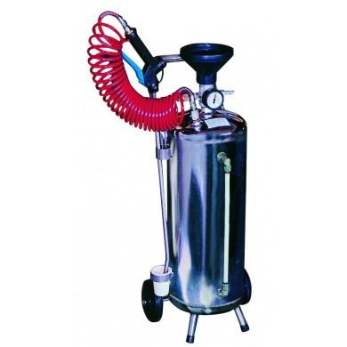 RODAC RQN5020 Nevelspuit 24 liter RVS