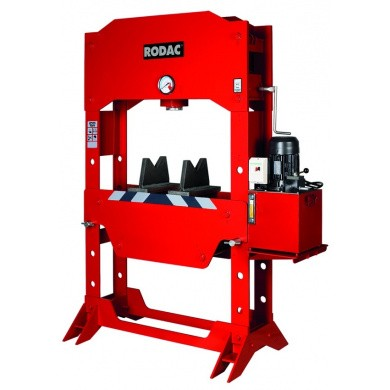 RODAC RQPK100E Workshop Press 100.000kg + hand pump