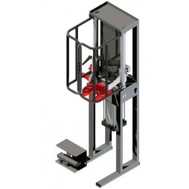 RODAC RQ3240 Pneumatische veerspanner