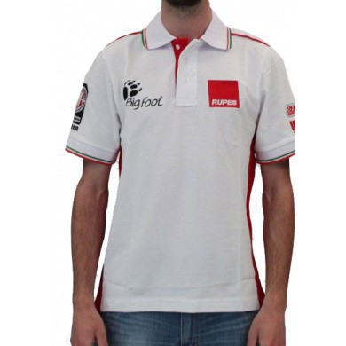 RUPES BigFoot Polo Shirt Racing