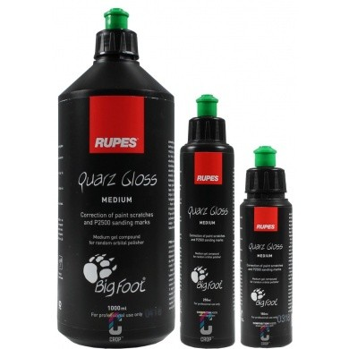 RUPES BigFoot Quarz Gloss Polijstmiddel *Medium*