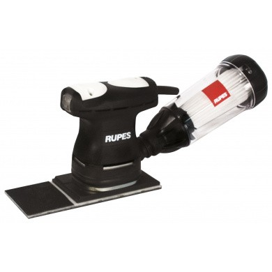 RUPES LE71T and LE71TE Mini Flat Sander with Dust Extraction - 80x130mm