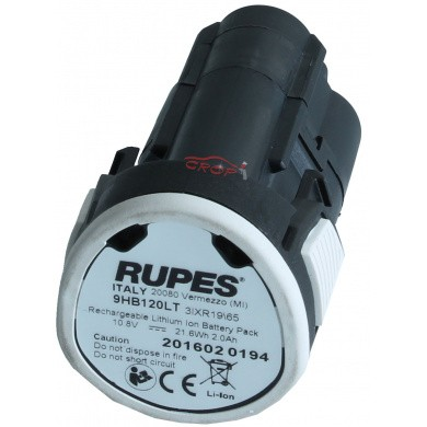RUPES Losse accu voor RUPES Nano BigFoot iBrid