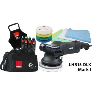 RUPES LHR15ES/DLX BIGFOOT DELUXE EDITION Poliermaschine 130/150mm