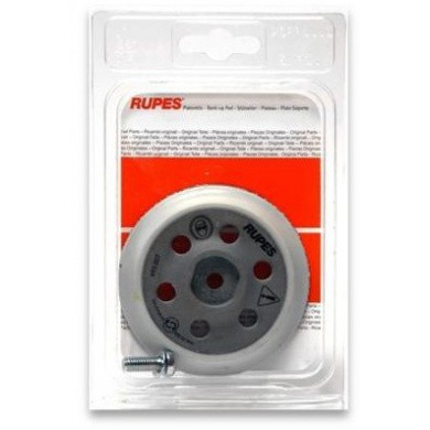 RUPES 990.007 Backing Pad for RUPES LHR75E and LHR75 Polisher - 75mm