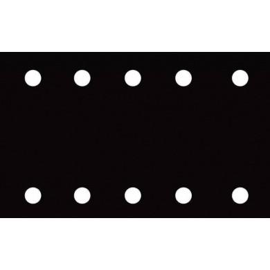 RUPES 80x130mm Sanding Pad 986.003 for RUPES LE21/LE71 Sander, HAMACH Holes Patern  - 3 pieces