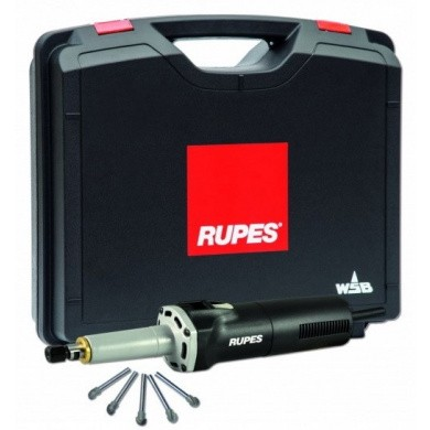 RUPES AR38ES/SET Wood Rot Cutter Set and 5 Roundhead Cutter in Suitcase