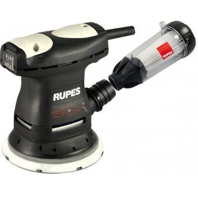 RUPES LR71TE Eccentric Rotary Sander with Dust Extraction and Speed Control - 125mm