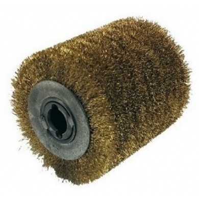 RUPES Stalen schuurborstel voor hout t.b.v. SR200AE Satineermachine